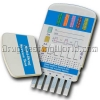 5 Panel Drug Screen Test with Adulteration Strips